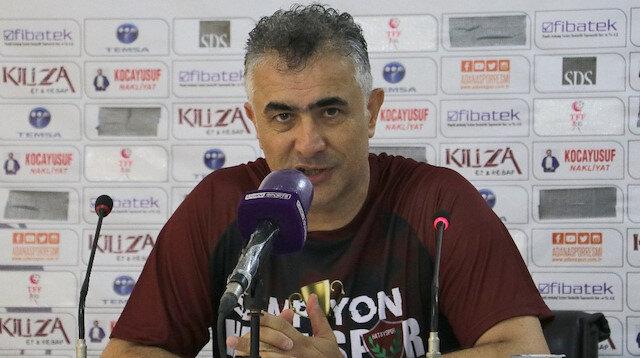Mehmet Altıparmak: Şampiyonluk Hatay halkına armağan olsun