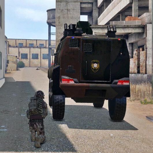Genç yazılımcılardan örnek hamle: Türkiye'nin yerli silah ve teçhizatları online oyunda