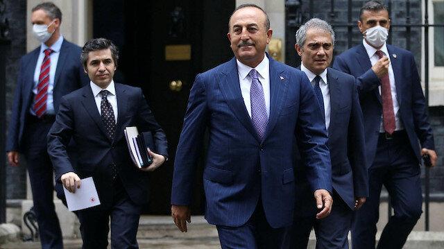 Bakan Çavuşoğlu'ndan çok sert mesaj: Hafter gitmeli