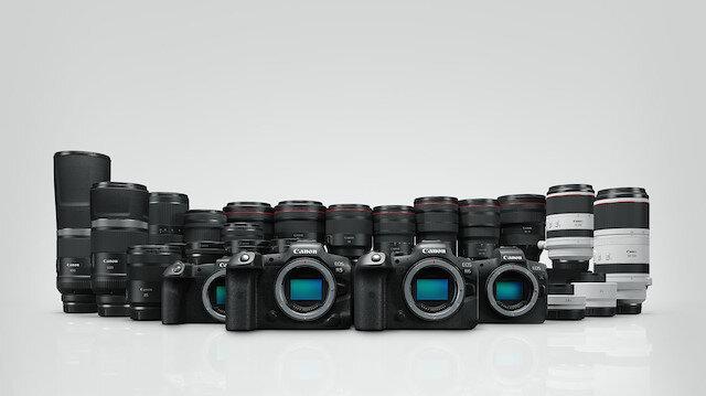 Canon,EOS R5 ile profesyonelleriEOSR6 ile yeni kullanıcıları tavlayacak