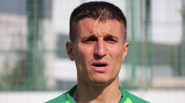 Oğlunu öldürmekle suçlanan eski Süper Lig futbolcusu: Tahliyemi istiyorum