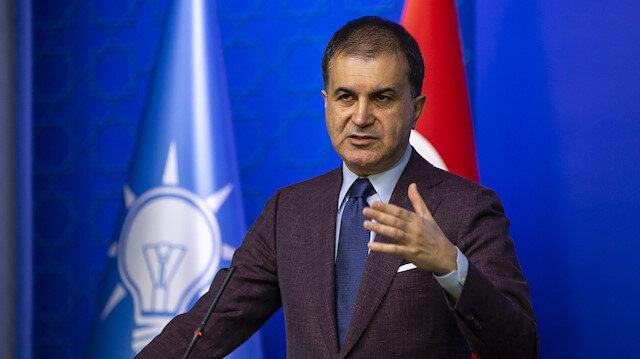 AK Parti Sözcüsü Ömer Çelik: Ermenistan saldırganlığının karşılıksız kalmayacağından emin olsun