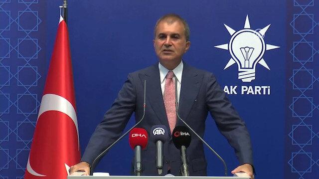 AK Parti sözcüsü Çelik'ten sosyal medyada gündem olan 'wayfair' açıklaması: Güvenlik birimlerimiz, adliyelerimiz inceleyecektir