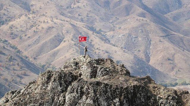 Şırnak Cudi'de 'Yıldırım 1' operasyonu başladı: 15 Temmuz şehidinin adı verildi