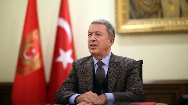 Milli Savunma Bakanı Akar: Şu ana kadar 62 terörist etkisiz hale getirildi