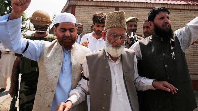 Pakistan Cumhurbaşkanı Arif Alvi Keşmir şehitlerini 15 Temmuz şarkısıyla andı