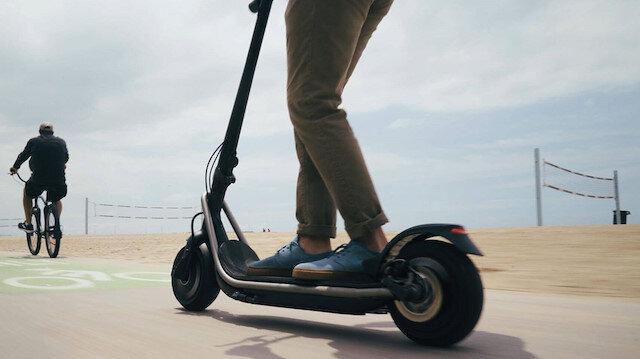 İstanbul'da elektrikli scooter'lar için düzenleme çağrısı