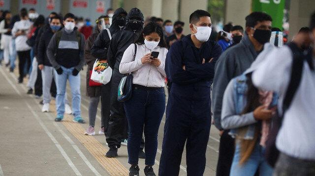 Dünya Sağlık Örgütü'nden 'salgında tehlikeli tırmanış' uyarısı: Yeni vakaların yüzde 80'i 10 ülkeden