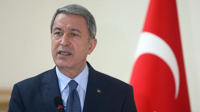 Milli Savunma Bakanı Hulusi Akar: Ermenistan açtığı bu kumpasta boğulacaktır
