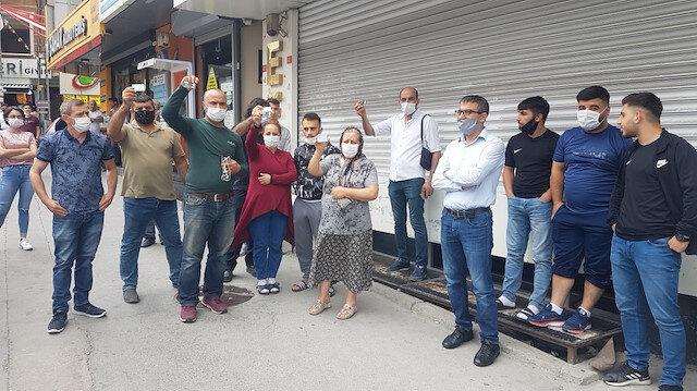 İstanbul'da bir kuyumcu mahallenin altınlarını alarak kaçtı