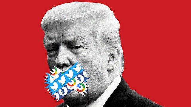 Trump'ın yeni Twitter'ı: Parler