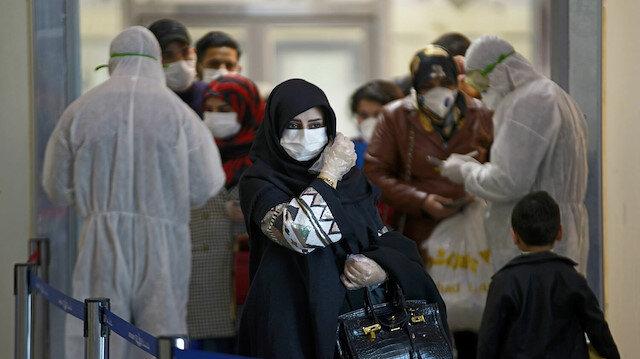 Irak'ta koronavirüs nedeniyle bir günde 87 kişi hayatını kaybetti