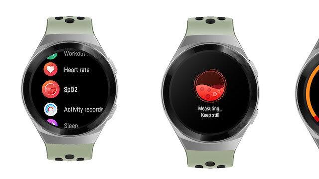 Kandakioksijen oranınıölçen saat: Huawei GT2