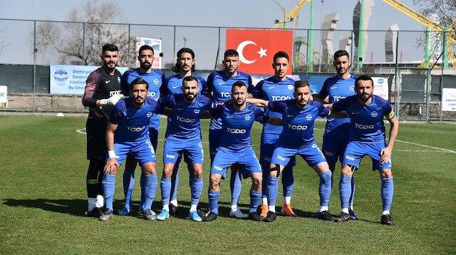 Ankara Demirspor ligden çekilme kararından vazgeçti
