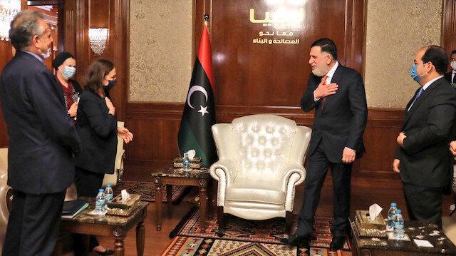 Türkiye'nin desteği sonrası Libya'da yeni dönem: Meşru hükümete destek yarışına girdiler
