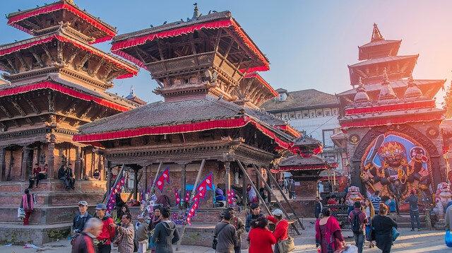 Dünyanın çatısı: Katmandu
