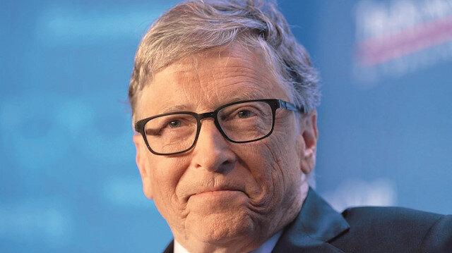Bill Gates Tarım Bakanlığı'na dadanmış
