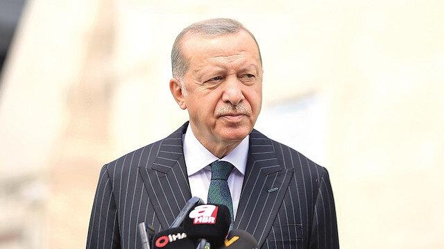 Mesaj net: Azerbaycan'ı ve Libya'yı yalnız bırakmayız