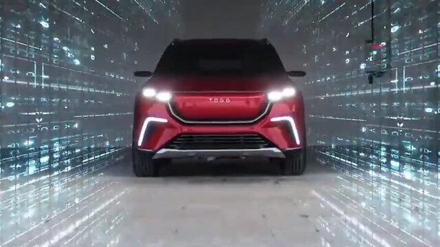 Yerli otomobil TOGG garajdan çıktı: Bugün fabrika temeli atılacak