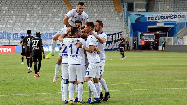 TFF 1. Lig'den Süper Lig'e direkt yükselen son takım belli oldu