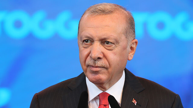 Cumhurbaşkanı Erdoğan: Burası sadece bir fabrika değil, devasa bir üretim kompleksidir