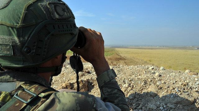 Milli Savunma Bakanlığı açıkladı: Bir terörist, Mardin'de hudut karakoluna teslim oldu