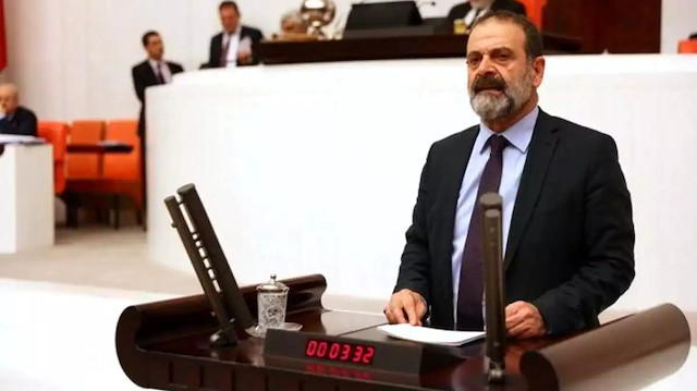 HDP'de bir skandal daha: Mardin Milletvekili Tuma Çelik, nitelikli cinsel saldırı iddiası sonrası istifa etti