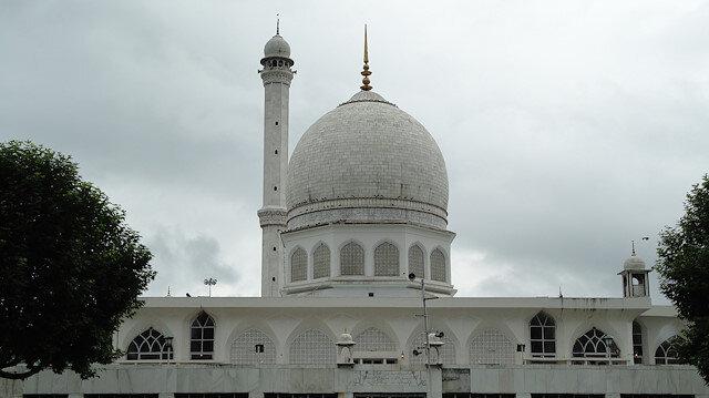 Keşmir'in kutsal merkezi: Hazratbal