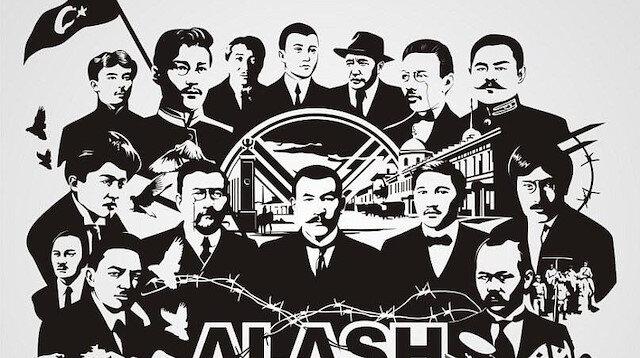 Kazak Milli Hareketi Alaş Orda