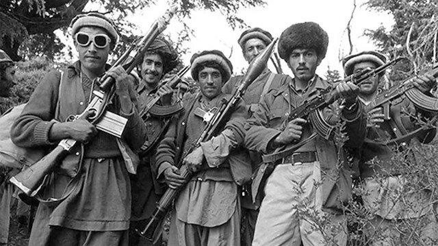 Karabağ Savaşı'nın Afgan mücahitleri