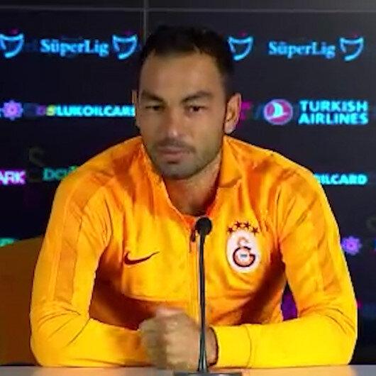 Galatasarayda bir dönem kapandı: Selçuk İnan futbola veda etti