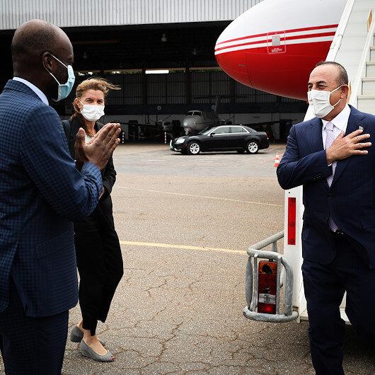Dışişleri Bakanı Çavuşoğlu duyurdu: Togo'da büyükelçilik açacağız