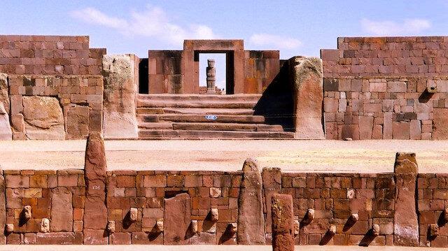 Mitler şehri: Tiwanaku