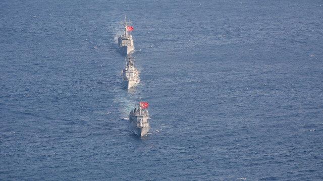Türkiye'nin NAVTEX ilanı Yunan ordusunu alarma geçirdi