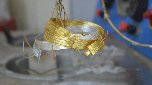 Hayaller altın, gerçekler altın kaplama gümüş takı: Düğünlerin vazgeçilmezi oldu