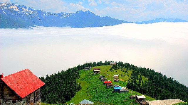Türkiye'nin cennet gibi 10 yaylası