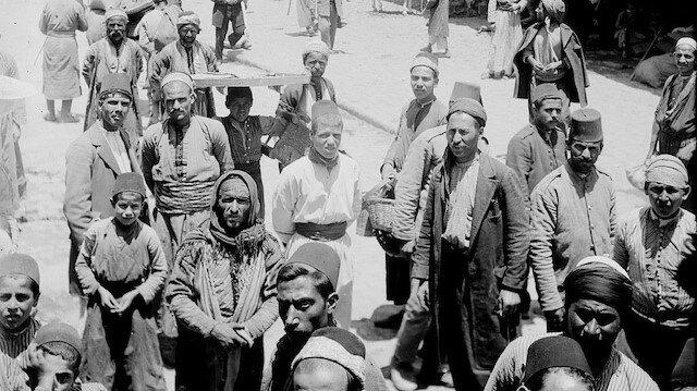 Jön Türkler'in Araplardaki izdüşümü