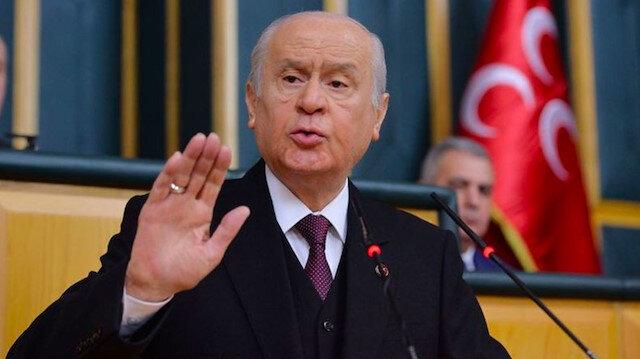 MHP lideri Bahçeli: Cinsel taciz skandalına adı karışan HDP'li Tuma Çelik'in milletvekilliği düşürülmeli