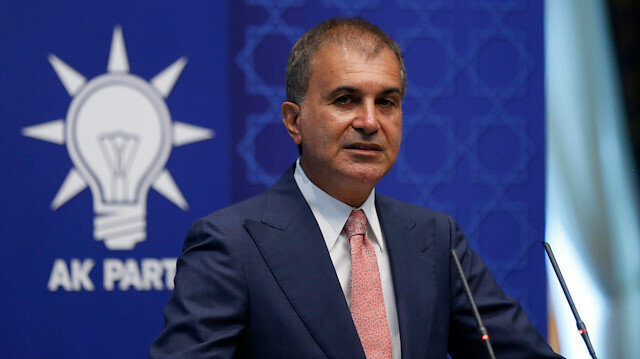 AK Parti Sözcüsü Çelik'ten Yunanistan'a tepki: Kara propagandaya başvuruyor