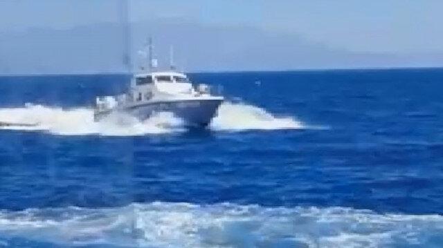 Türk balıkçılarına Yunan askerinden taciz: Sık sık bu olaylarla karşılaşıyorlar