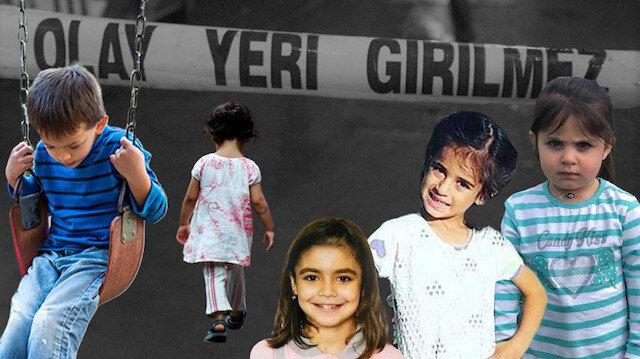 Türkiyenin kanayan yarası: Kayıp çocuklar!