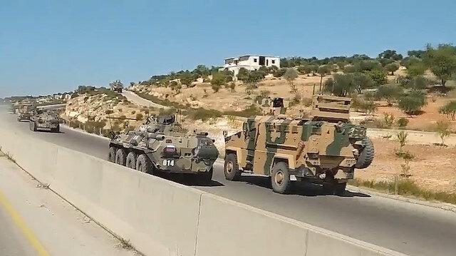 Milli Savunma Bakanlığı duyurdu: 22nci Türk-Rus Birleşik Kara Devriyesi yapıldı