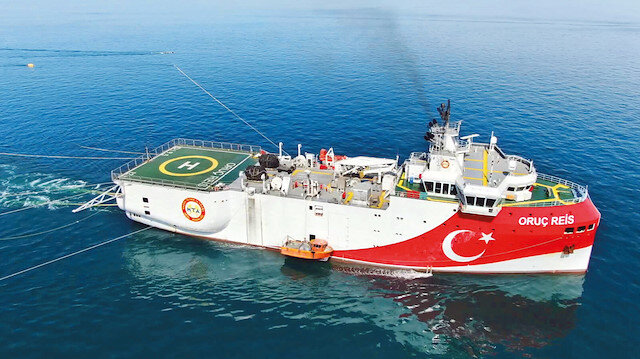 Türkiye'den Yunanistan'a Doğu Akdeniz tepkisi: Reddediyoruz