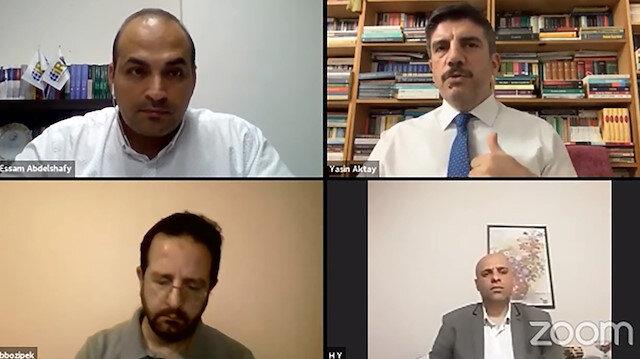 Prof. Dr. Yasin Aktay: Mısırdaki askeri darbe 12 Eylül darbesi modelidir