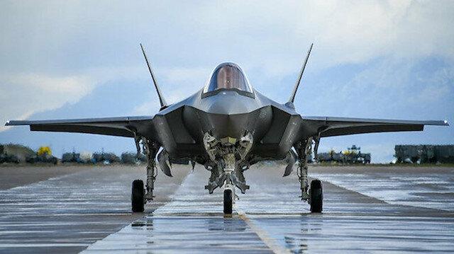 ABD'nin F-35 korsanlığı: Türkiye'nin parasını ödeyip aldığı 8 uçak ABD ordusuna devredildi