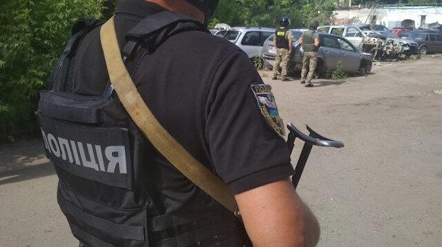 Ukraynada yine rehine krizi: Saldırgan bu kez polisi rehin aldı