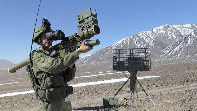Rusya ve Ermenistan'da SİHA paniği: Ortak hava savunma tatbikatı başlattılar
