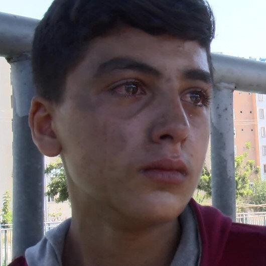 Akıntıya kapılan köpeği kurtarmak için kanala atlayan genç kayboldu, kuzeni gözyaşlarına boğuldu