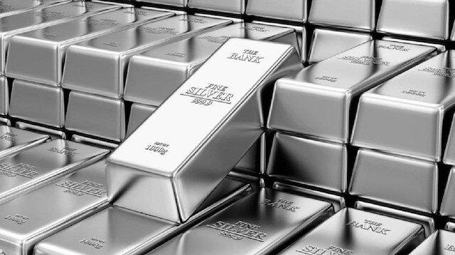 Gümüş 23 doları da aşarak yedi yılın zirvesine yükseldi