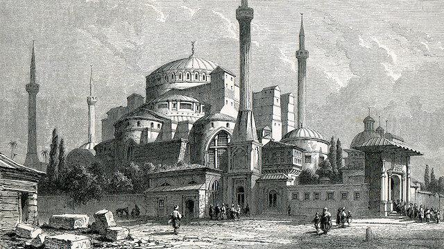 Osmanlı padişahları Ayasofyayı nasıl şekillendirdi?